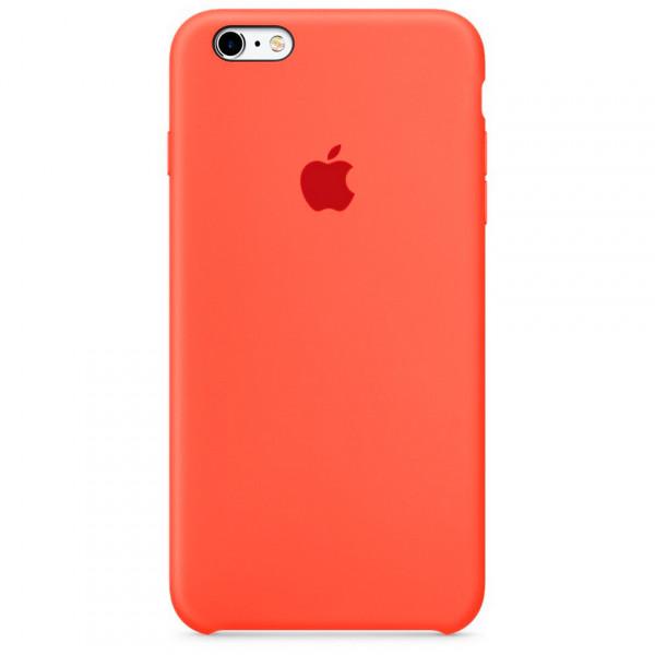 Чехол Silicone Case для iPhone SE / 5s / 5 (Coral)