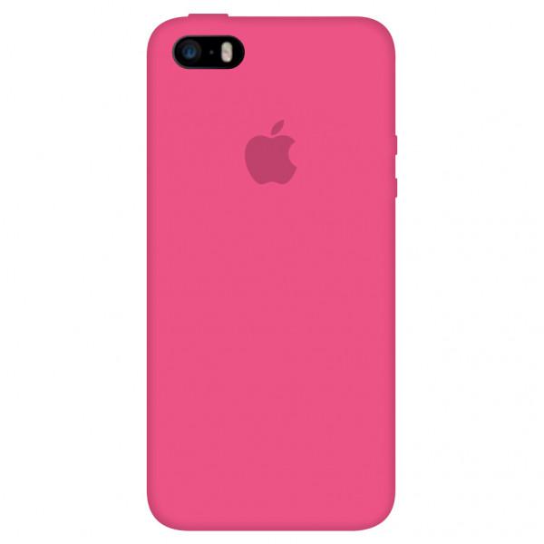 Чехол Silicone Case для iPhone SE / 5s / 5 (Dragon Fruit)