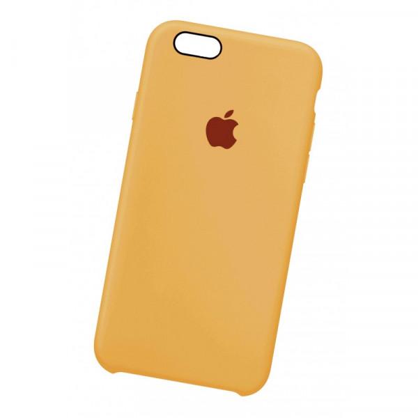 Чехол Silicone Case для iPhone SE / 5s / 5 (Gold)