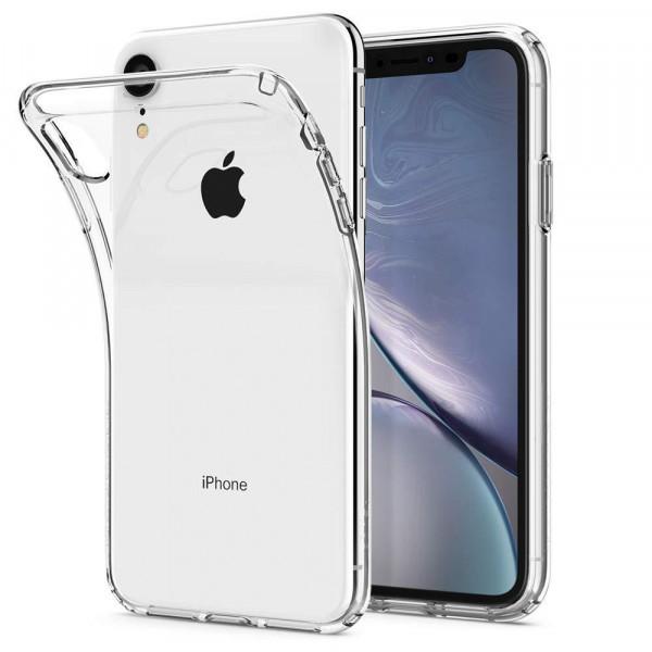 Чехол Clear Case для iPhone XR (Transparent)