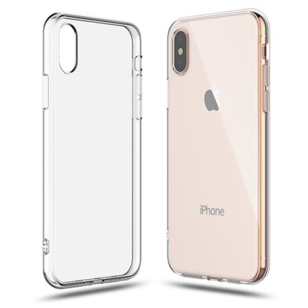 Чехол Clear Case для iPhone XS Max (Transparent)