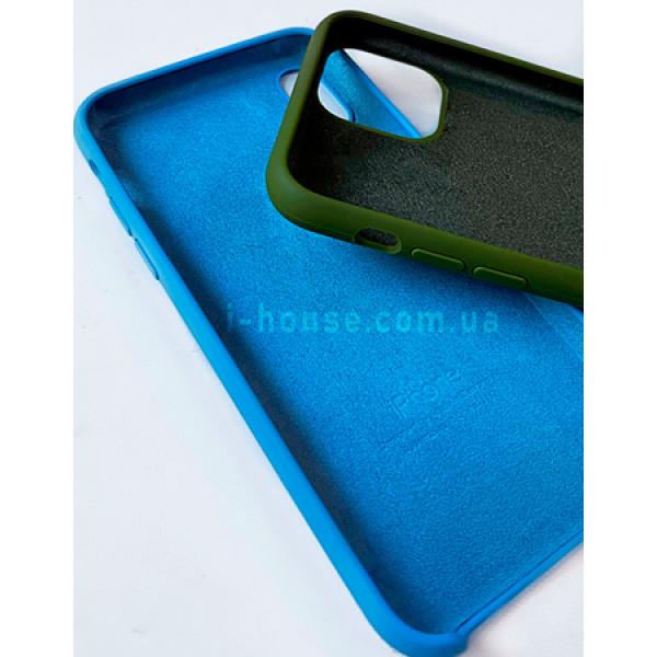 Чехол Silicone Case для iPhone 6/6s (Canary Yellow) OEM