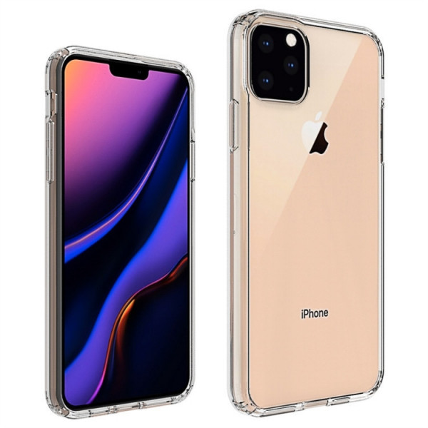 Чехол Clear Case для iPhone 11 Pro Max (Transparent)