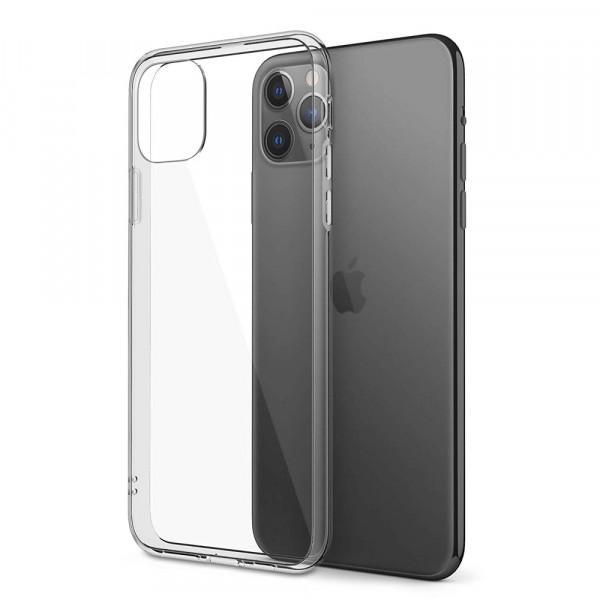 Чехол для iPhone 11 Pro Max Simple pure (Transparent)