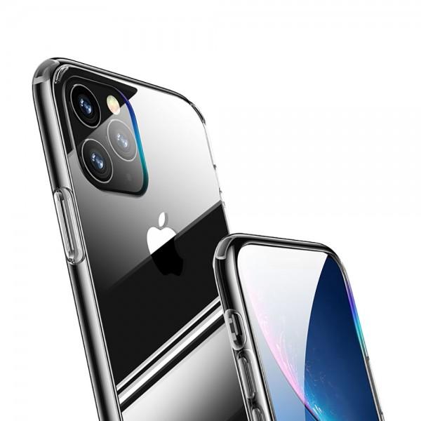 Чехол Usams Clear для iPhone 11 Pro Max (Transparent)