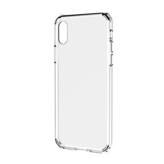 Чехол для iPhone XS/X Simple pure (Transparent)
