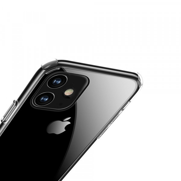 Чехол Usams Clear для iPhone 11 (Transparent)