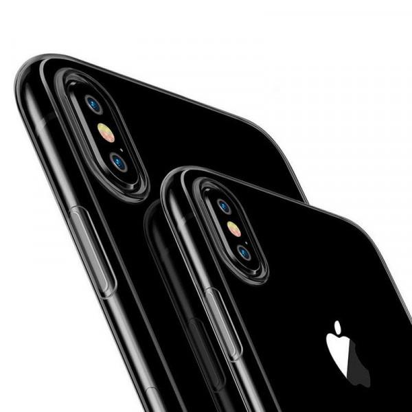 Чехол Usams Clear для iPhone XS Max (Transparent)