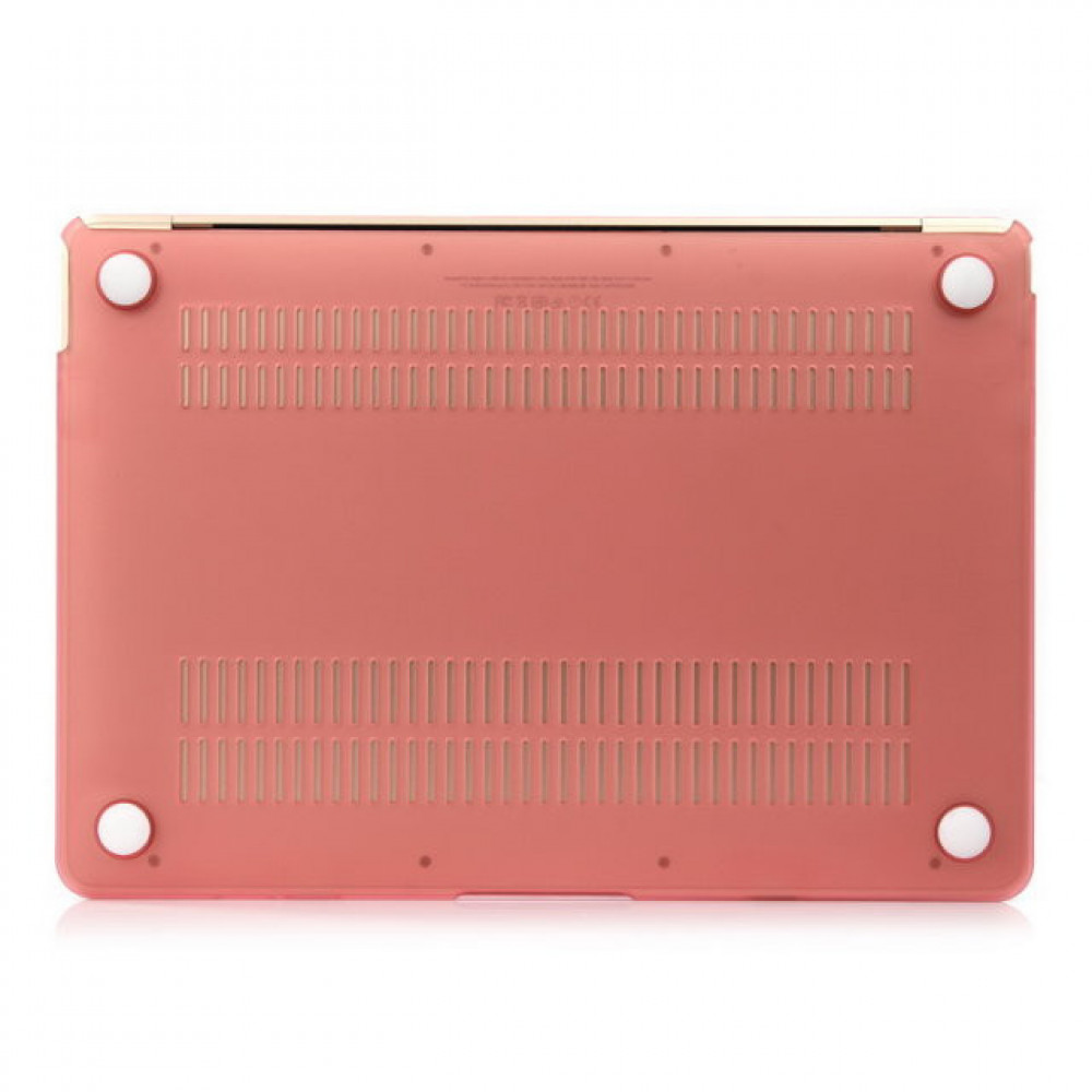 "Чехол-накладка на MacBook Air 11,6"" DDC пластик (Matte Pink)"