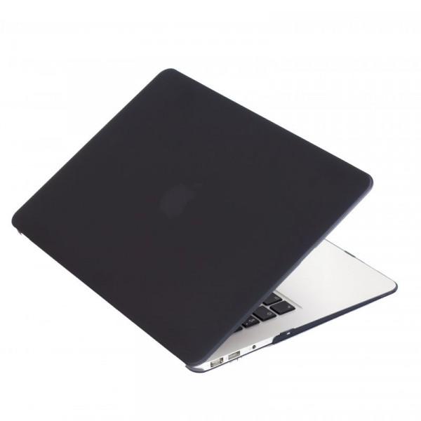 "Чехол-накладка на MacBook Air 13,3"" DDC пластик (Matte Black)"