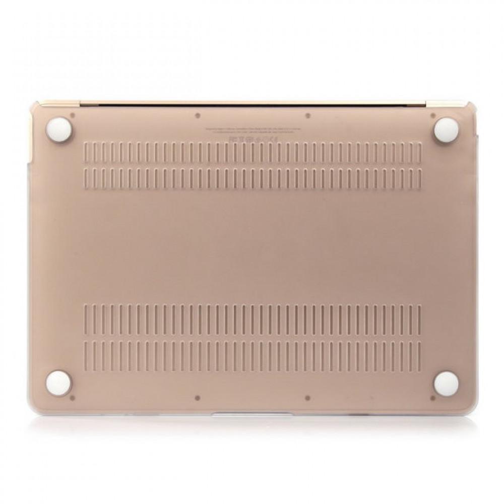 """Чехол-накладка на MacBook Air 13,3"""" DDC пластик (Matte White)"""