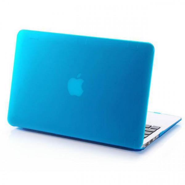 "Чехол-накладка на MacBook Air 13,3"" DDC пластик (Matte Blue)"