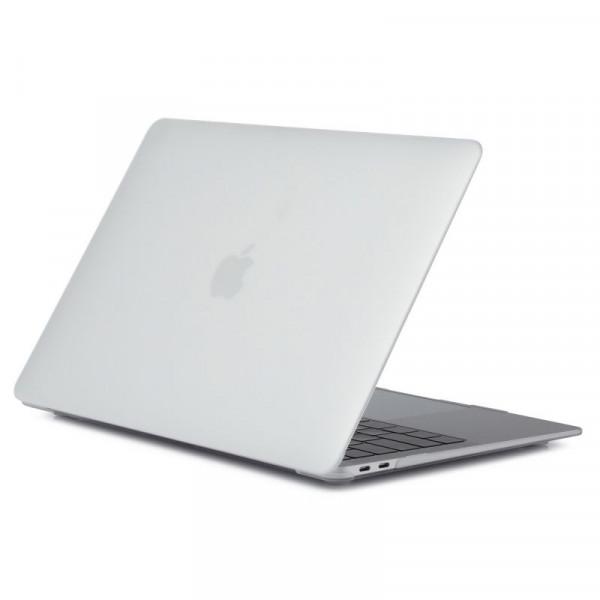 "Чехол-накладка на MacBook Air 13,3"" New DDC пластик (Matte White)"
