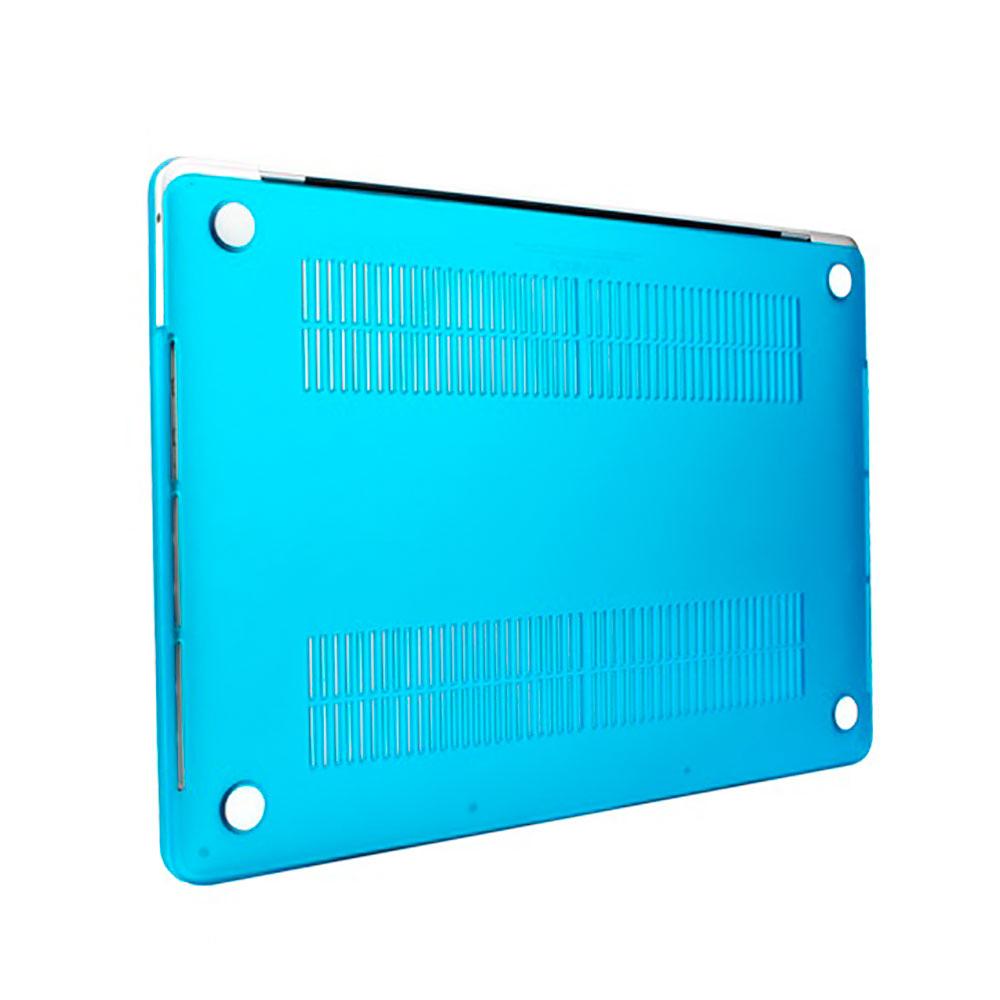"Чехол-накладка на MacBook Air 13,3"" New DDC пластик (Matte Blue)"