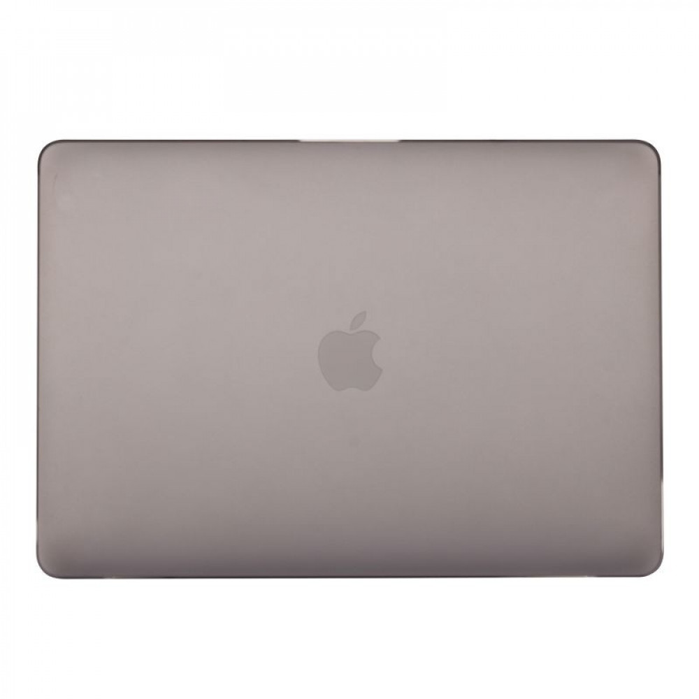 "Чехол-накладка на MacBook Air 13,3"" New DDC пластик (Matte Gray)"