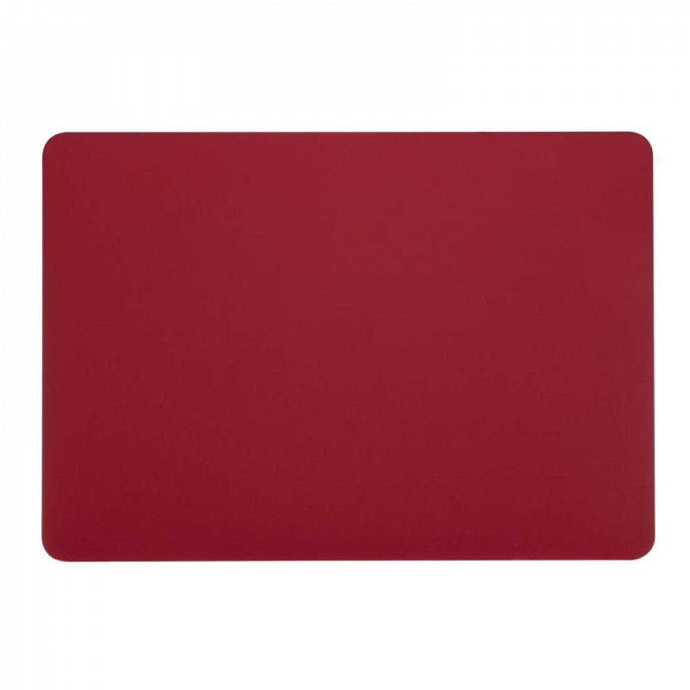 "Чехол-накладка на MacBook Air 13,3"" New DDC пластик (Matte Wine Red)"