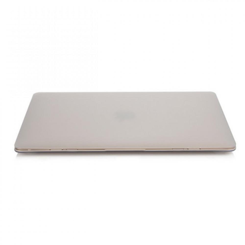 "Чехол-накладка на MacBook Pro 12"" Retina DDC пластик (Matte White)"