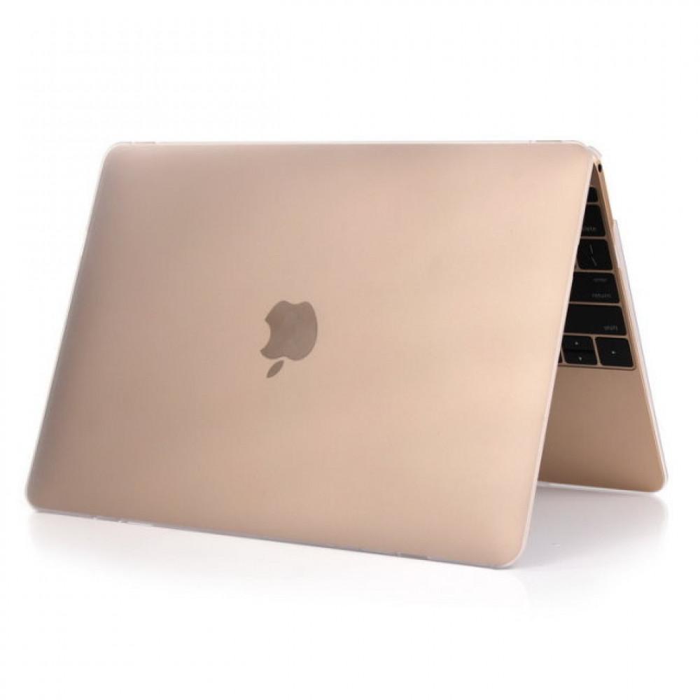 "Чехол-накладка на MacBook Pro 13,3"" Retina DDC пластик (Matte White)"