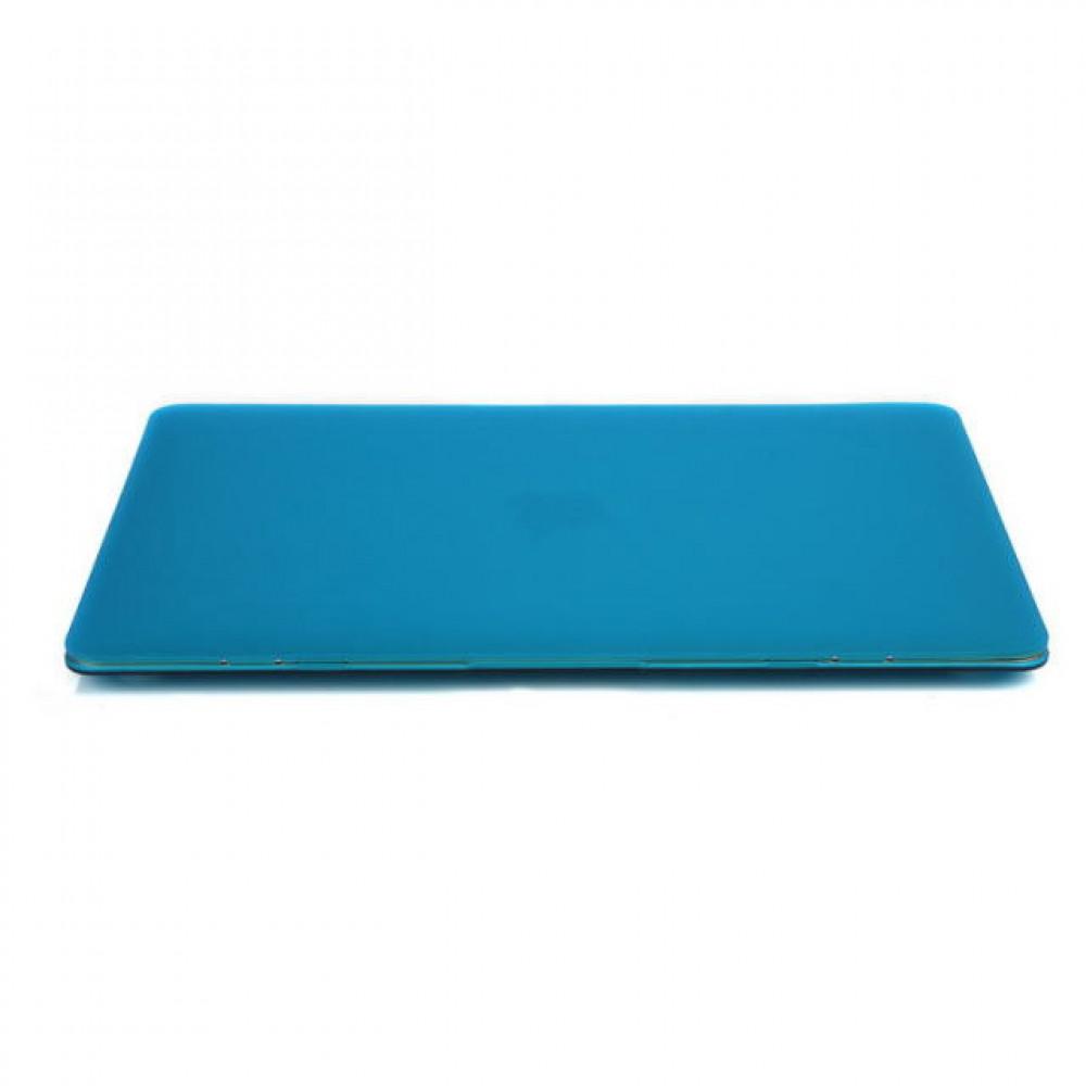 """Чехол-накладка на MacBook Pro 13,3"""" Retina DDC пластик (Matte Blue)"""
