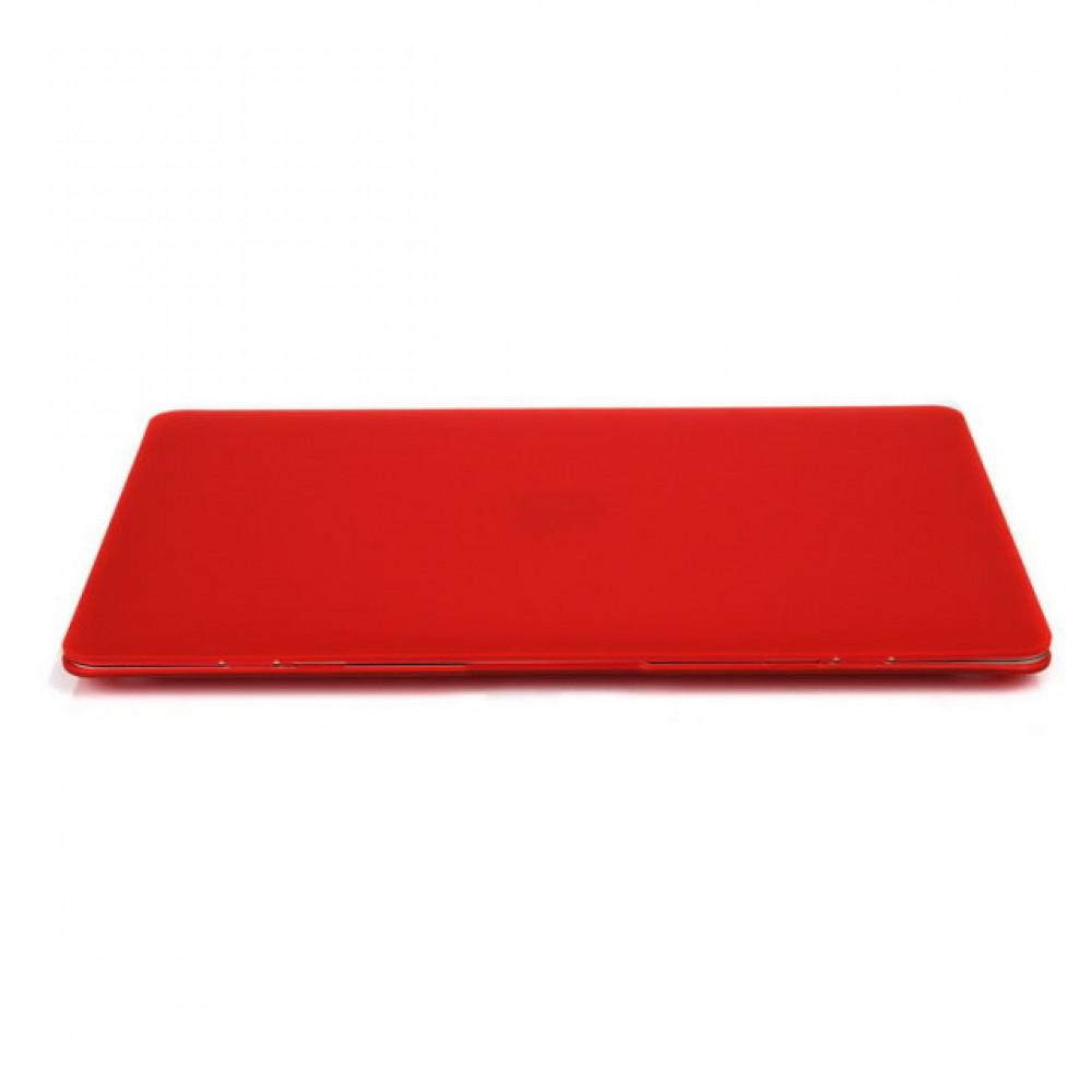 """Чехол-накладка на MacBook Pro 13,3"""" Retina DDC пластик (Matte Red)"""
