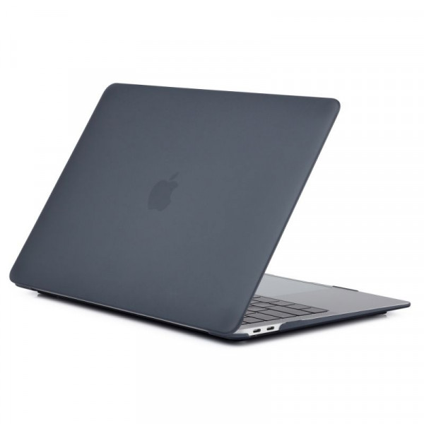 "Чехол-накладка на MacBook Pro 13,3"" Retina New DDC пластик (Matte Black)"