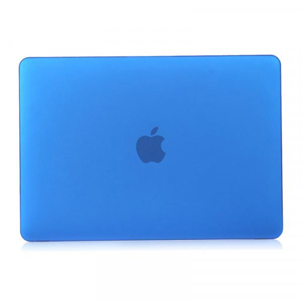 """Чехол-накладка на MacBook Pro 13,3"""" Retina New DDC пластик (Matte Blue)"""