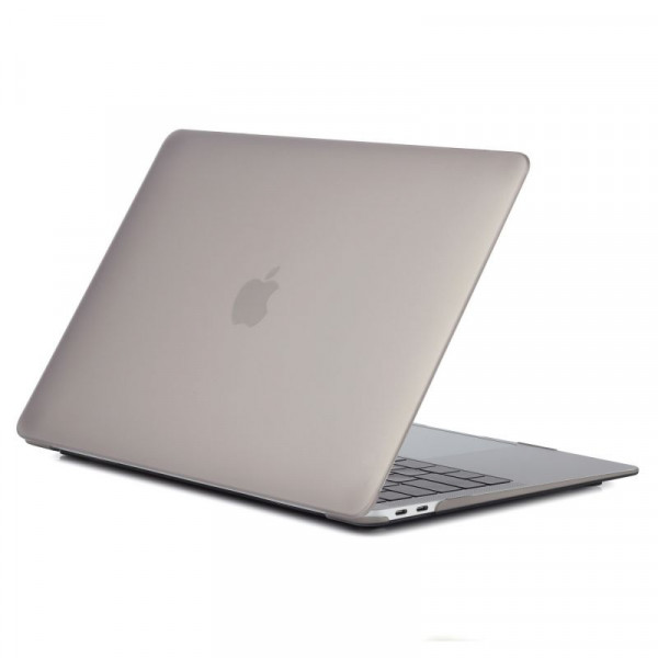 "Чехол-накладка на MacBook Pro 13,3"" Retina New DDC пластик (Matte Gray)"
