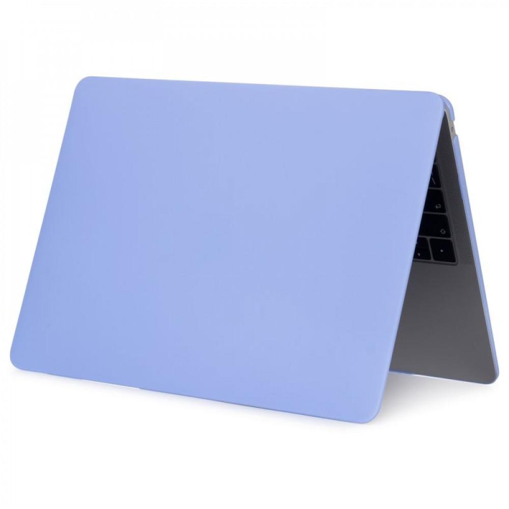 """Чехол-накладка на MacBook Pro 13,3"""" Retina New DDC пластик (Matte Lilac)"""