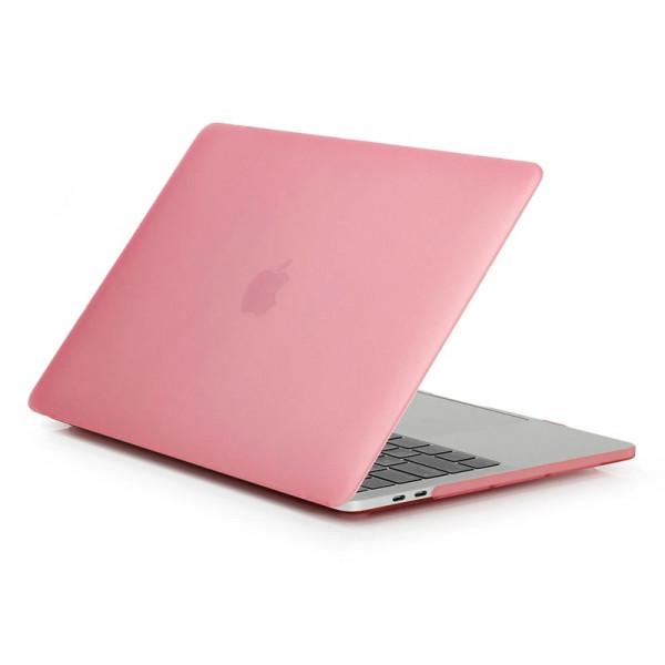 """Чехол-накладка на MacBook Pro 13,3"""" Retina New DDC пластик (Matte Pink)"""
