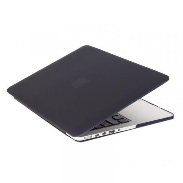 """Чехол-накладка на MacBook Pro 15"""" DDC пластик (Matte Black)"""