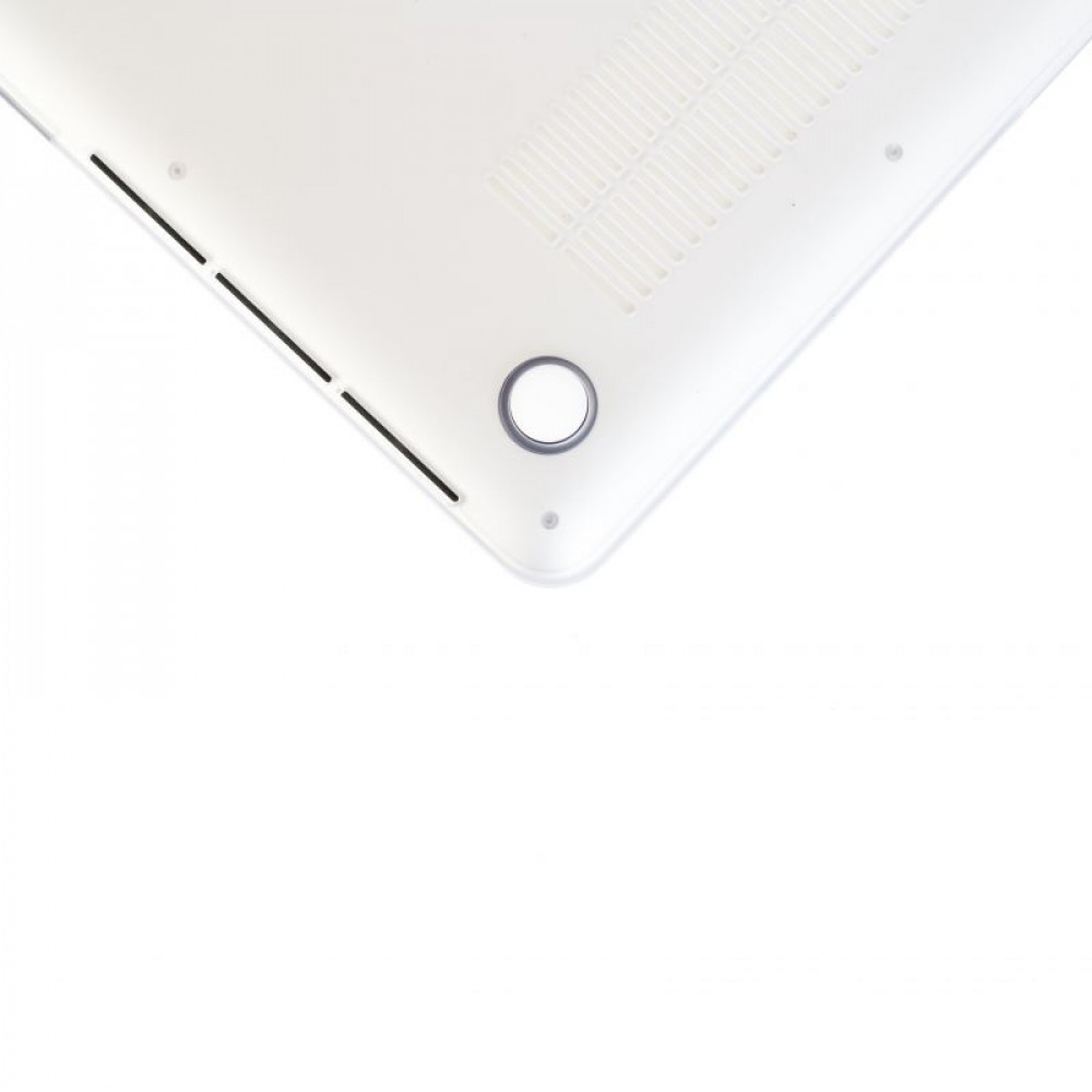 "Чехол-накладка на MacBook Pro 15"" DDC пластик (Matte White)"
