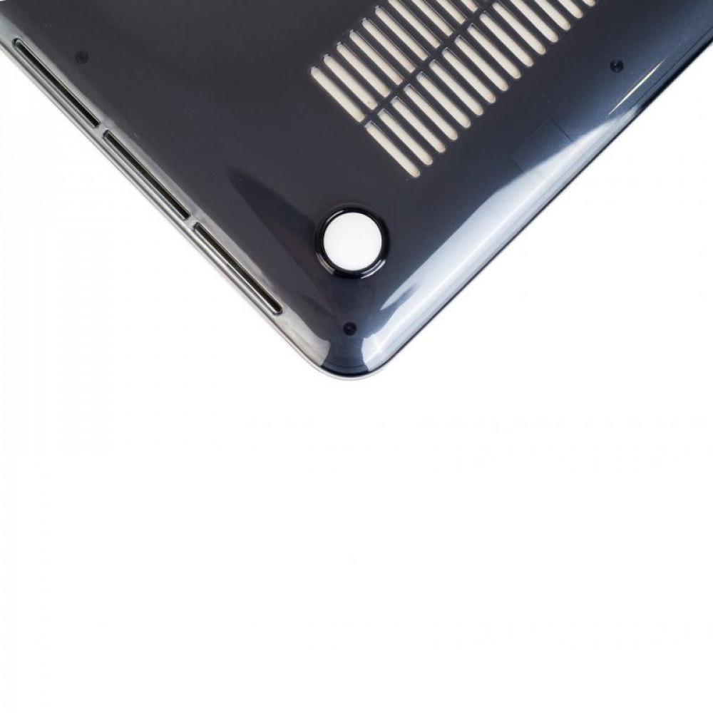 """Чехол-накладка на MacBook Pro 15"""" Retina DDC пластик (Matte Black)"""