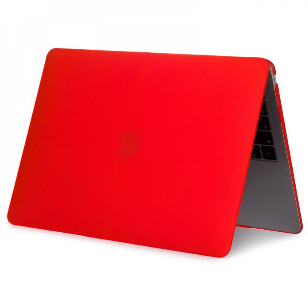 "Чехол-накладка на MacBook Pro 15"" Retina New DDC пластик (Matte Red)"