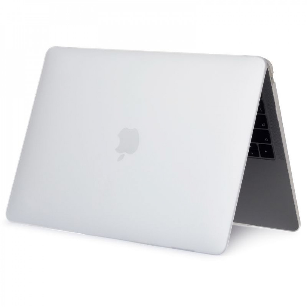 "Чехол-накладка на MacBook Pro 15"" Retina New DDC пластик (Matte White)"