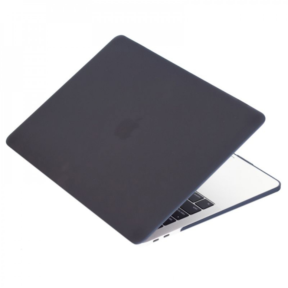"""Чехол-накладка на MacBook Pro 16"""" Retina DDC пластик (Matte Black)"""