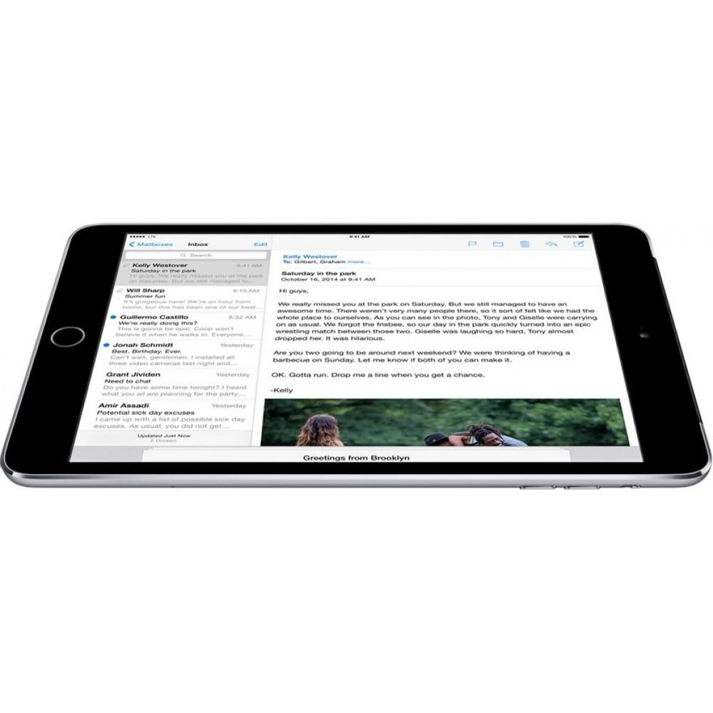 iPad mini 3 Space Gray 64Gb Wi-Fi + LTE