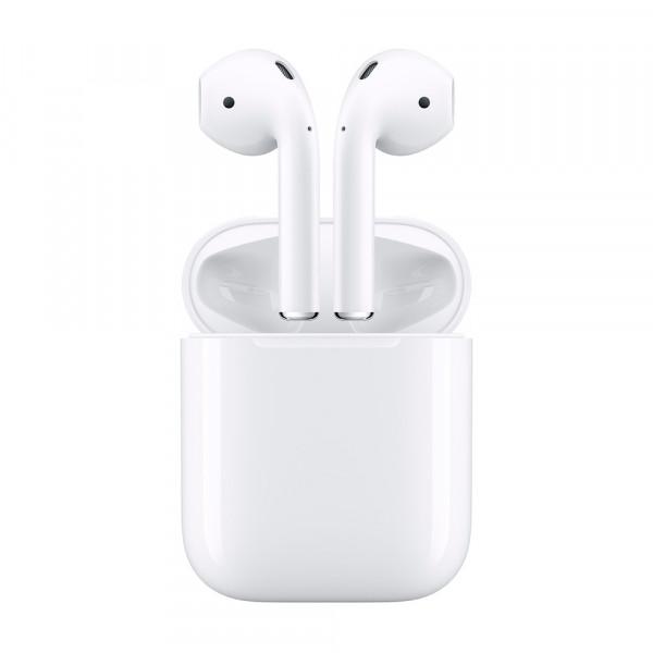 Зарядный кейс для Apple AirPods 1/2 (MV7N2)
