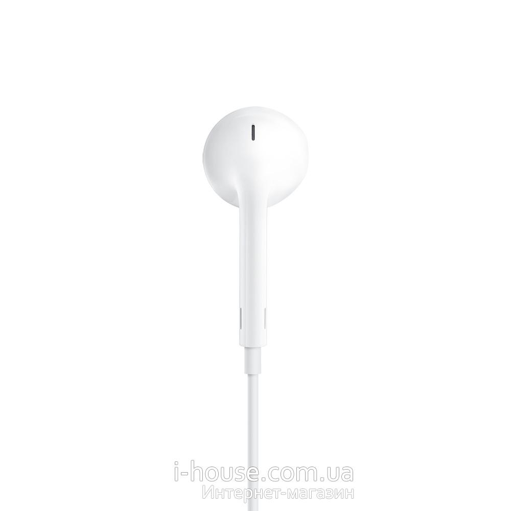 Оригинальные наушники Apple EarPods+ДУ для iPhone, iPad, iPod