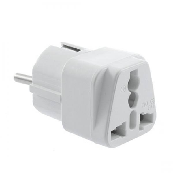 Универсальный cетевой переходник MBM AC Adapter белый
