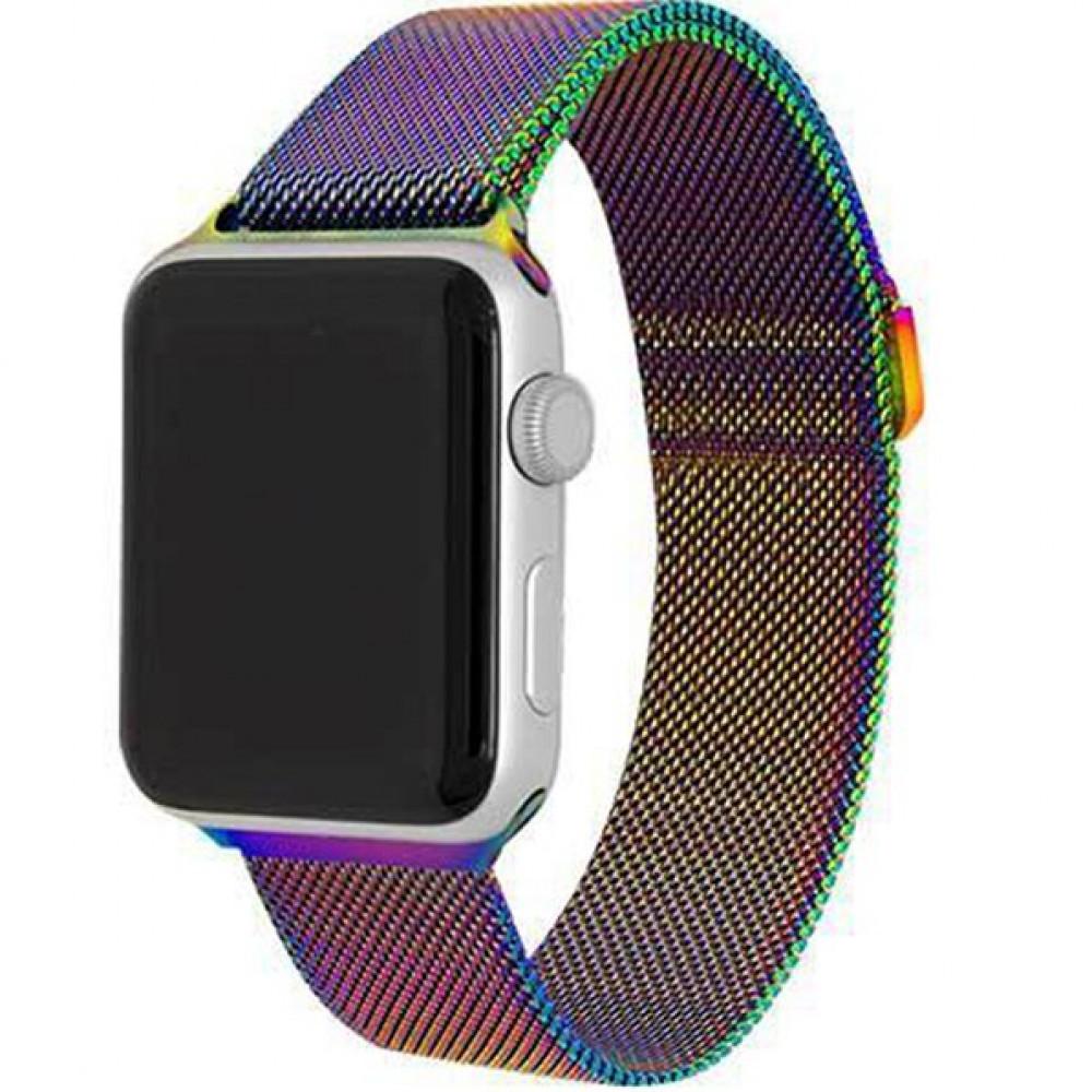 Ремешок Milanese Loop 42mm/44mm Chameleon для Apple Watch Series 1/2/3/4