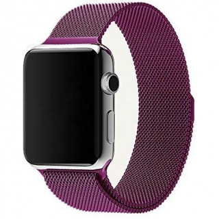 Ремешок Milanese Loop 38mm/40mm Purple для Apple Watch Series 1/2/3/4
