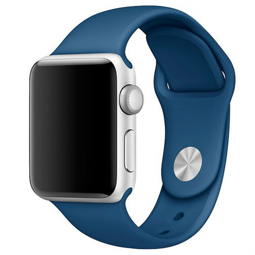 Ремешок Sport Band 44mm/42mm S/M для Apple Watch (Ocean Blue)
