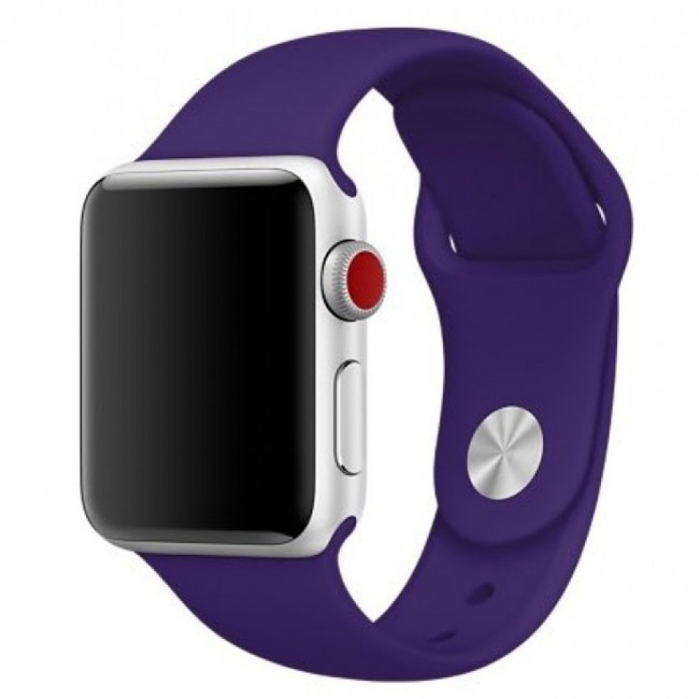 Ремешок Sport Band 38mm/40mm Ultra Violet S/M для Apple Watch Series 1/2/3/4