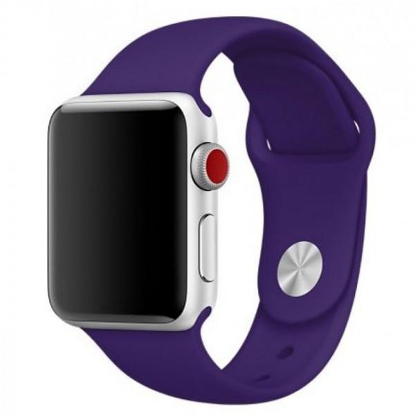Ремешок Sport Band 44mm/42mm S/M для Apple Watch (Ultra Violet)
