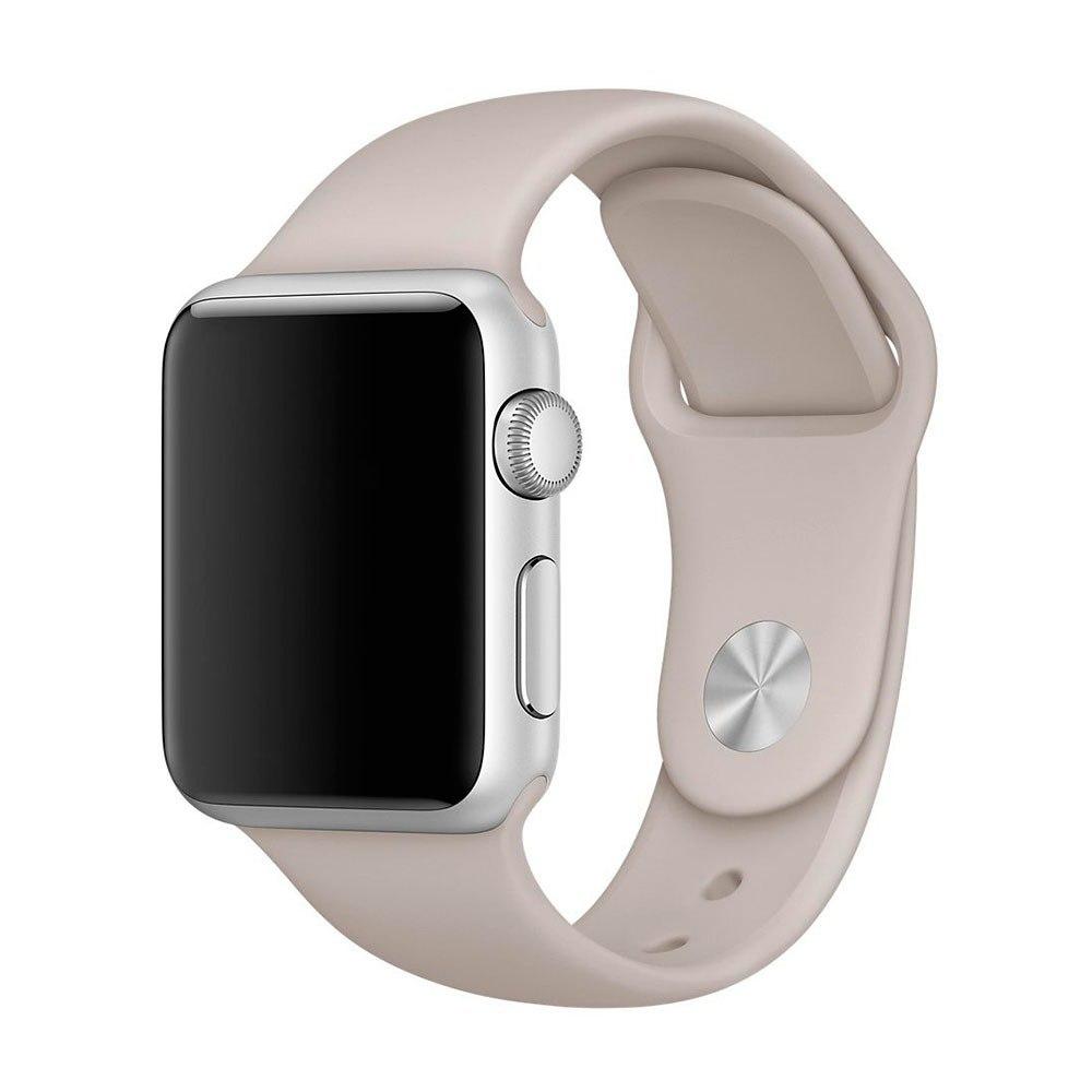 Ремешок Sport Band 44mm/42mm S/M для Apple Watch (Stone)