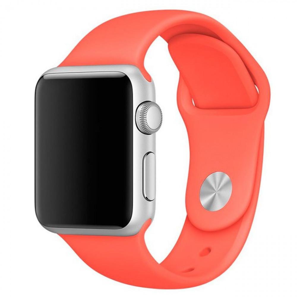 Ремешок Sport Band 44mm/42mm Apricot S/M&M/L для Apple Watch Series 1/2/3/4