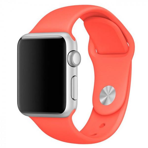 Ремешок Sport Band 44mm/42mm S/M для Apple Watch (Apricot)