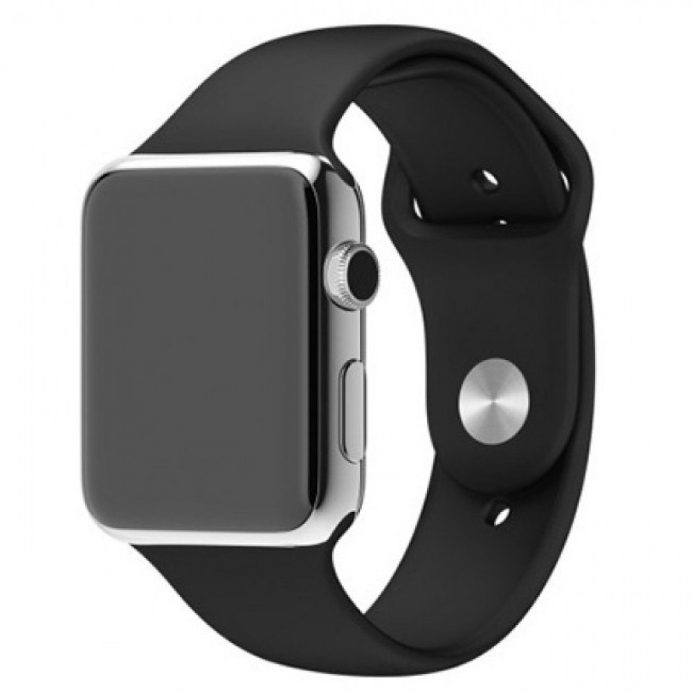 Ремешок Sport Band 38mm/40mm Black S/M для Apple Watch Series 1/2/3/4