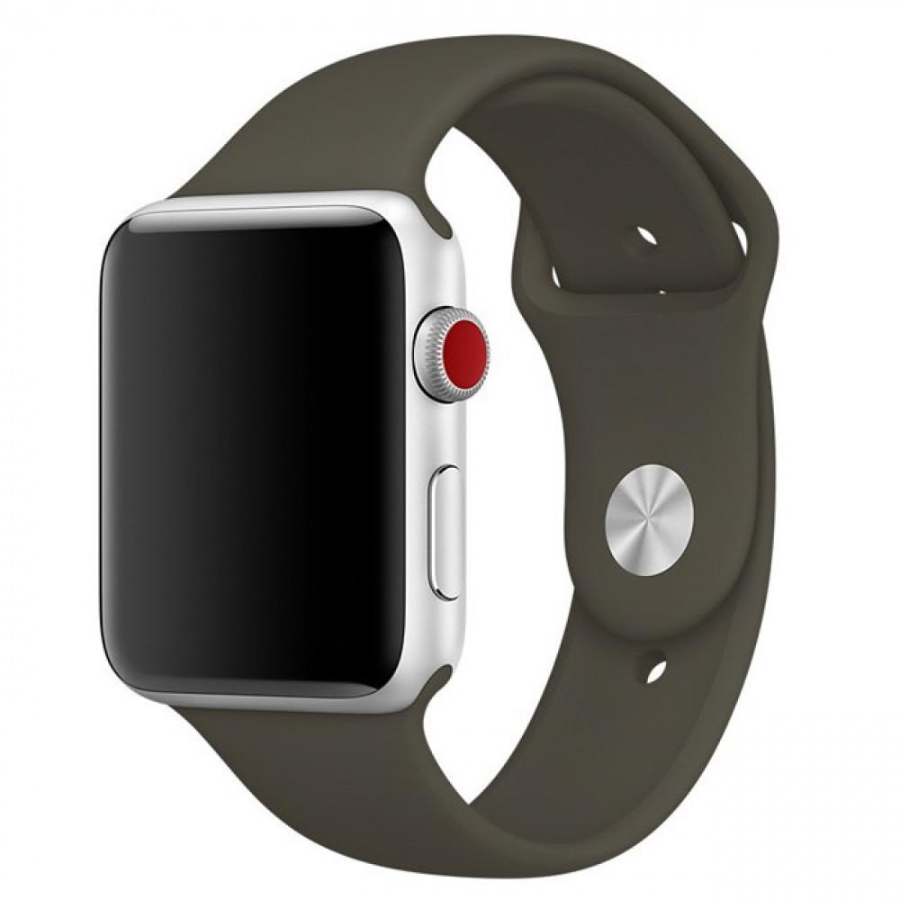 Ремешок Sport Band 44mm/42mm Cocoa S/M&M/L для Apple Watch Series 1/2/3/4