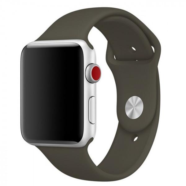Ремешок Sport Band 44mm/42mm S/M для Apple Watch (Cocoa)